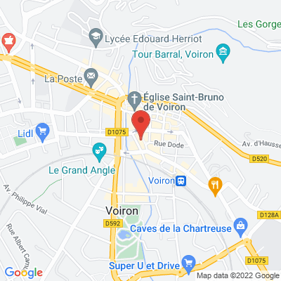 8 rue Adolphe Peronnet, 38500 Voiron