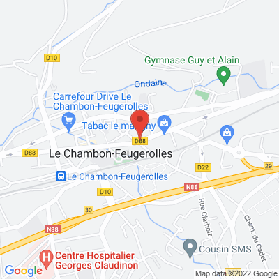 19 rue gambetta, 42500 Le Chambon-Feugerolles