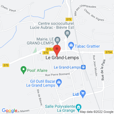 9 place du chateau, 38690 Le Grand-Lemps