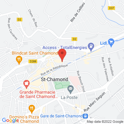 9 bis Place Saint-Pierre, 42400 Saint-Chamond