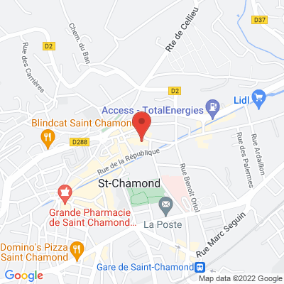 9 place saint pierre, 42400 Saint-Chamond