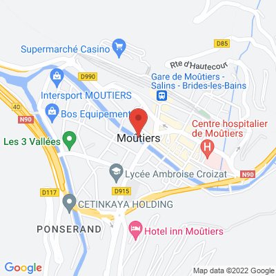 Rencontre moutiers 73600