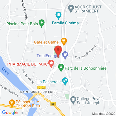 Place Gapiand, 42170 Saint-Just-Saint-Rambert