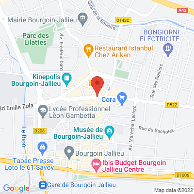 Place Saint-Michel, 38300 Bourgoin-Jallieu