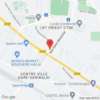 Place Roger Salengro, 69800 Saint-Priest
