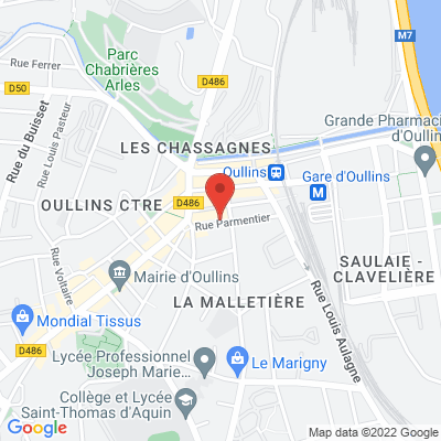 7 Rue Parmentier Oullins, 69600 Oullins