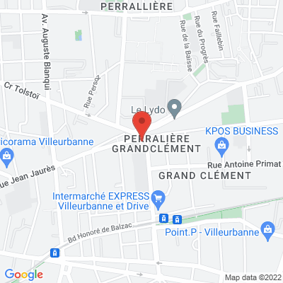 PLACE GRAND CLEMENT - DEVANT L'EGLISE, 69100 Villeurbanne