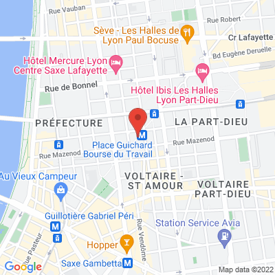 Place Guichard, 69003 Lyon 3e