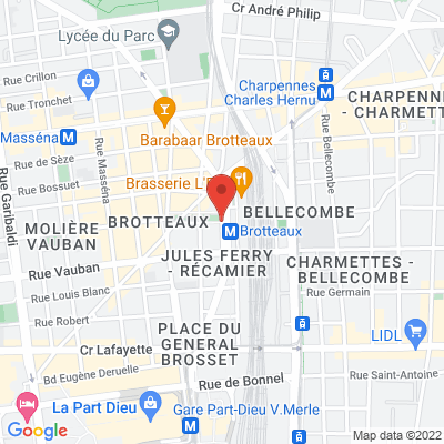 Place Jules Ferry, 69006 Lyon 6e