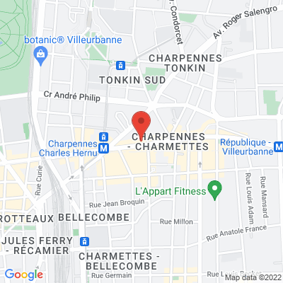 31 cours Emile Zola Immeuble Grand Angle, 69100 Villeurbanne