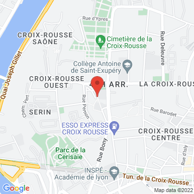 Place Flamarrion, 69004 Lyon 4e