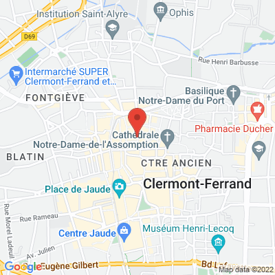 Place Saint Pierre, 63000 Clermont-Ferrand