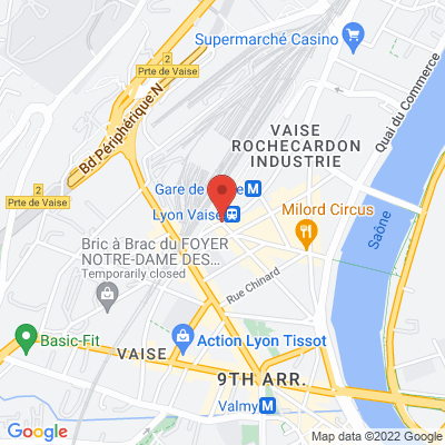 Place de Paris, 69009 Lyon 9e