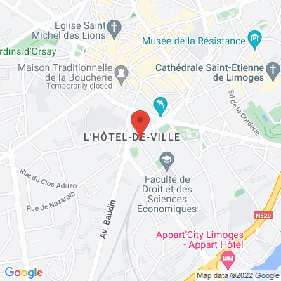 Cafe litteraire, 87000 Limoges