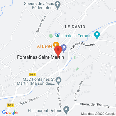 Place Jean Moulin, 69270 Fontaines-Saint-Martin