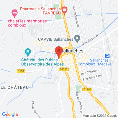 Place Grenette, 74700 Sallanches