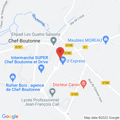 place Cail, 79110 Chef-Boutonne