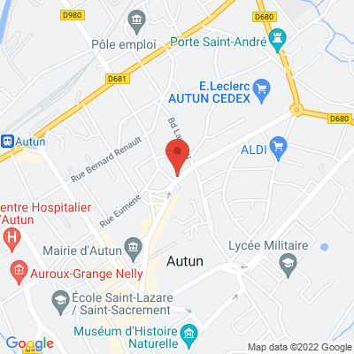 5 Rue Mazagran Irish-Pub, 71400 Autun