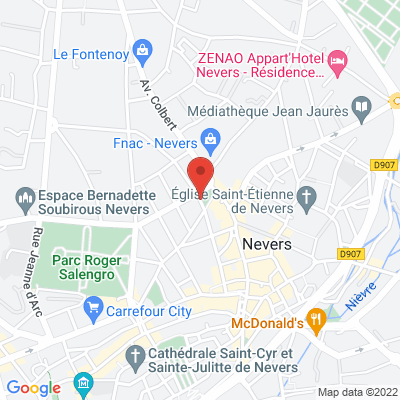 PLACE DE LA RESISTANCE, 58000 Nevers