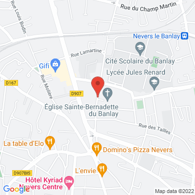 Banley, 58000 Nevers
