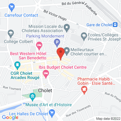85 rue nationale, 49300 Cholet
