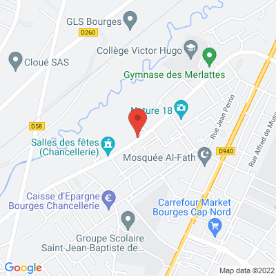 29 rue Louise Michel, 18000 Bourges