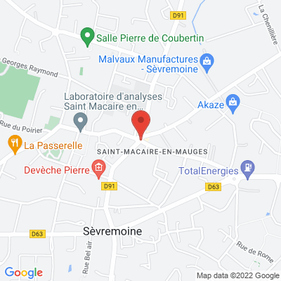 Saint Macaire en mauges, 49450 Beaupreau en mauges