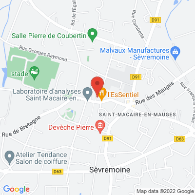 Place sainte Marguerite (maison des associations), 49450 Saint-Macaire-en-Mauges