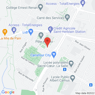 place denis forestier, 44800 Saint-Herblain