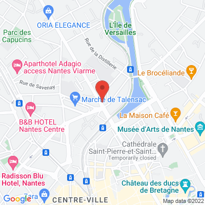 14 rue Paul Bellamy, 44000 Nantes