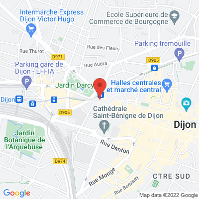 10 Place Darcy., 210000 Dijon, France