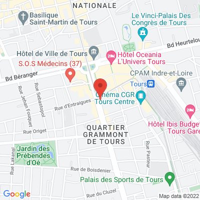 Brasserie le Saint-Germain 10 avenue de Grammont, 37000 Tours