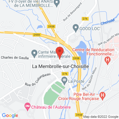 61 rue nationale, 37390 La Membrolle-sur-Choisille