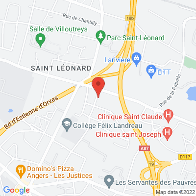 3 Rue Le Loyer, 49100 Angers