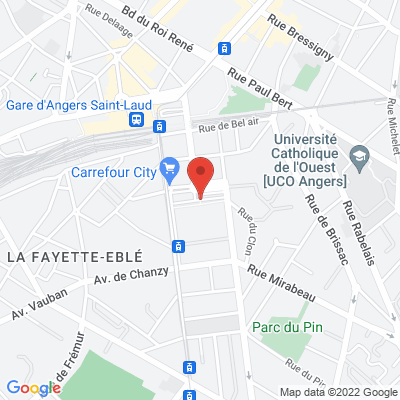 Place Lafayette, 49000 Angers