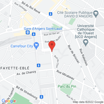 17 rue Dupetit Thouars, 49000 Angers