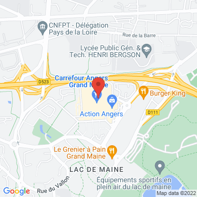 carrefour grand-maine, 49000 Angers