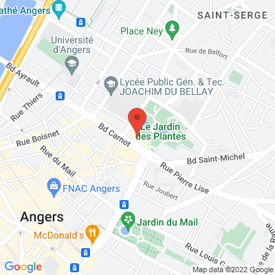 33 boulevard Carnot, 49000 Angers