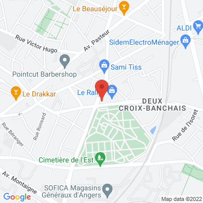 Place Camille Claudel, 49000 Angers