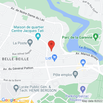 Place Marcel Vigne 49000 Angers, 49000 Angers