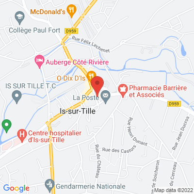 centre ville, 21120 Is-sur-Tille