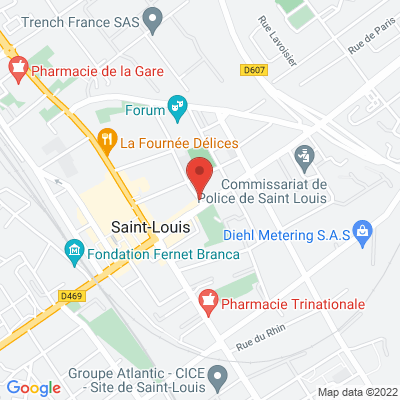 Place de l'Europe, 68300 Saint-Louis