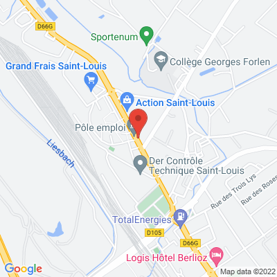 123 rue de Mulhouse, 68300 Saint-Louis