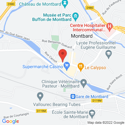 22 Rue Carnot, 21500 Montbard