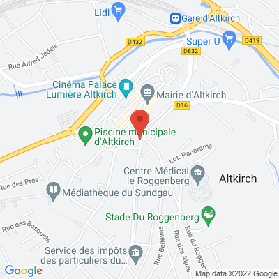 6 Rue Jean-Jacques Henner Altkirch, 68130 Altkirch