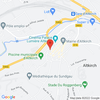 1 Place X Jourdain, 68130 Altkirch
