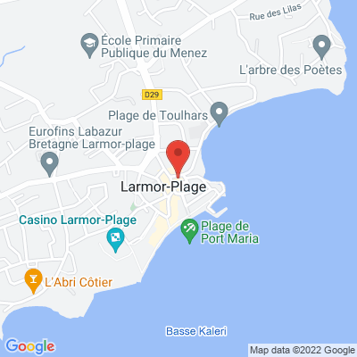 Bar le Chantilly, 56260 Larmor-Plage