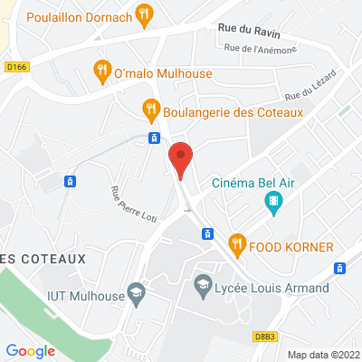 Boulevard des Nations, 68200 Mulhouse