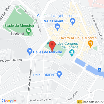 Place Jules Ferry, 56100 Lorient