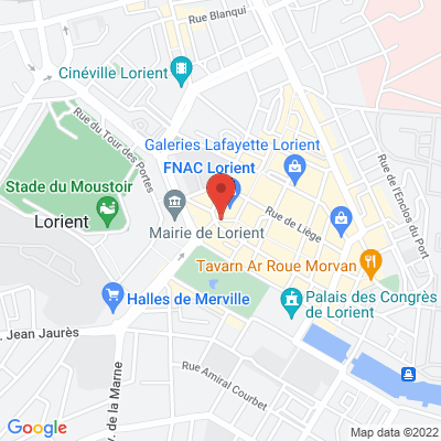 Place Aristide Briand, 56100 Lorient